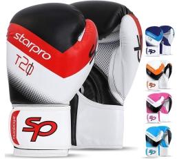 Choisir des gants de boxe Starpro de différentes couleurs